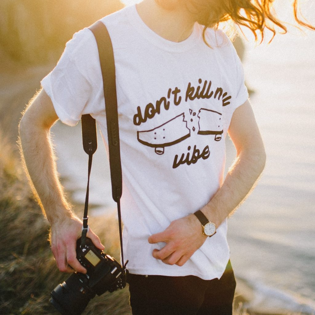 T-shirty męskie