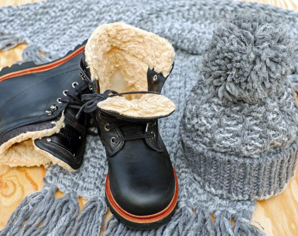 modne buty zimowe damskie