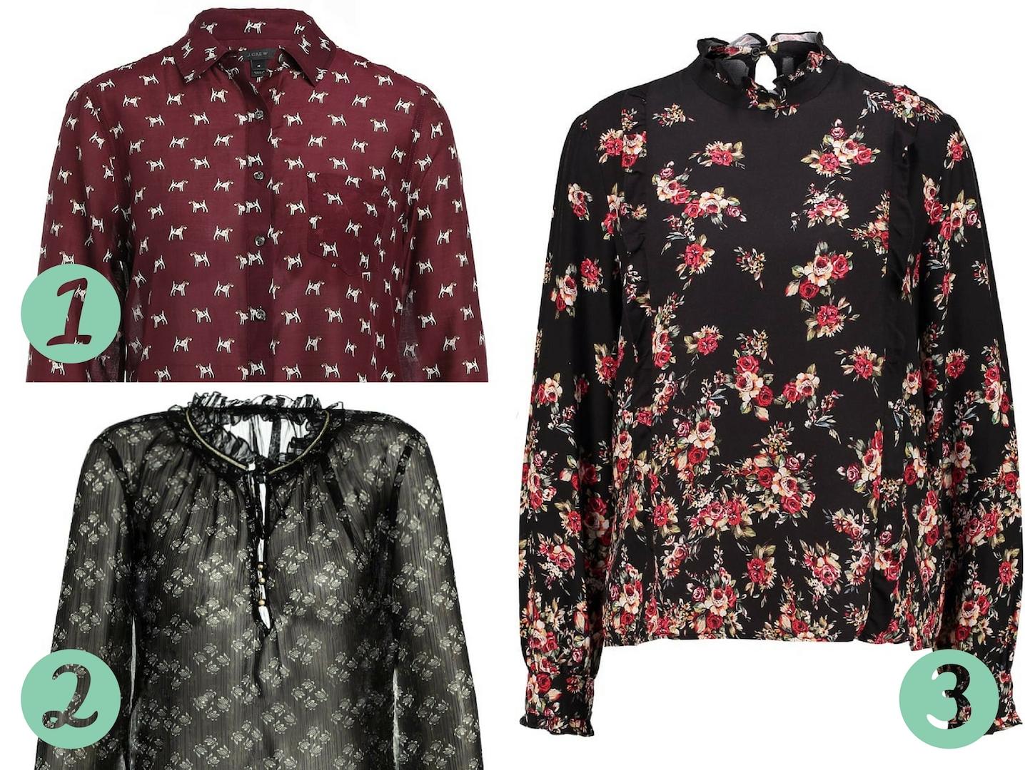 bluzki damskie koszulowe