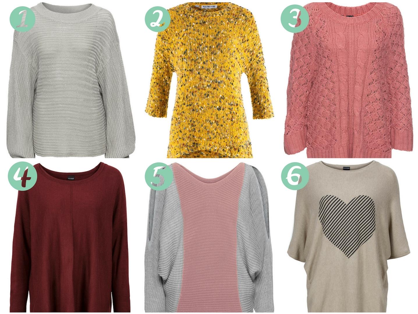 sweter oversize damski - jaki wybrać