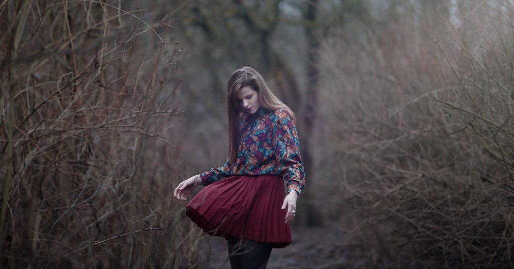 modne bluzki na jesień 2018
