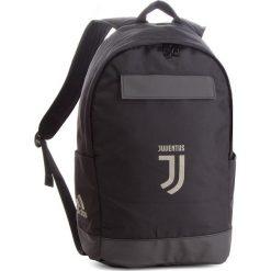 Plecak adidas - Juve BP CY5557 Black/Clay. Czarne plecaki męskie Adidas, z materiału, sportowe. W wyprzedaży za 139,00 zł.