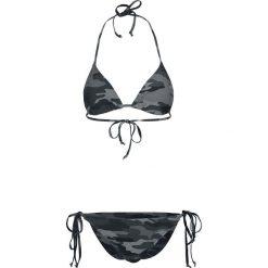 Urban Classics Ladies Camo Bikini Bikini kamuflaż (Dark Camo). Zielone bikini Urban Classics. Za 62,90 zł.