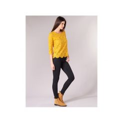 Jeansy skinny Levis  INNOVATION SUPER SKINNY. Brązowe jeansy damskie skinny marki Levi's®, z bawełny. Za 439,00 zł.