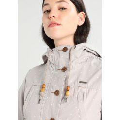 Odzież damska: Ragwear SUNNY ORGANIC Parka light grey