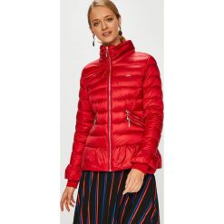 Liu Jo - Kurtka. Czerwone kurtki damskie pikowane Liu Jo, l, z materiału. Za 849,90 zł.