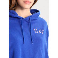 Bluzy rozpinane damskie: Levi's® Line 8 Bluza z kapturem blue