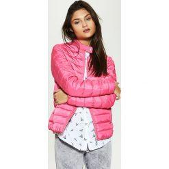 Pikowana kurtka - Różowy. Czerwone kurtki damskie pikowane marki House, l. Za 199,99 zł.