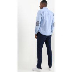 Koszule męskie na spinki: Springfield PLAIN SPORTS Koszula blues