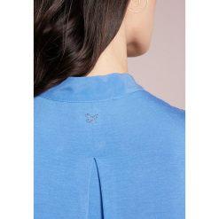WEEKEND MaxMara UBICATO Bluzka azurblau. Niebieskie bluzki na imprezę marki WEEKEND MaxMara, xl, z jedwabiu. Za 529,00 zł.