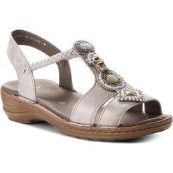 Rzymianki damskie: Sandały ARA – 12-37275-08 Dusty Metallic