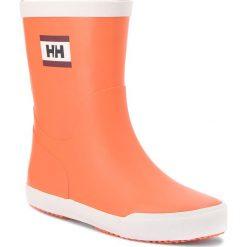 Kalosze HELLY HANSEN - Nordvik 111-99.227 Pumpkin/Off White (Matte). Niebieskie buty zimowe damskie marki Helly Hansen. W wyprzedaży za 149,00 zł.