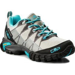 Buty trekkingowe damskie: Trekkingi CMP - Tauri Low Wmn Trekking Shoes Wp 38Q9966 Ice A440