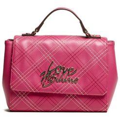 Torebki klasyczne damskie: Torebka w kolorze różowym