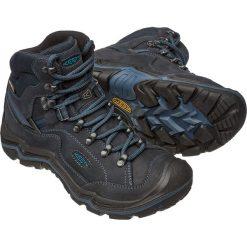 Buty trekkingowe damskie: Keen Buty damskie GALLEO MID WP czarno-niebieskie r. 39.5 (GALLEOMW-WN-OCNT)