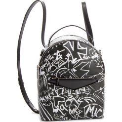 Plecak MICHAEL MICHAEL KORS - Jessa 30T8SEVB5T  Black. Żółte plecaki damskie marki MICHAEL Michael Kors, ze skóry. Za 1309,00 zł.