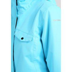 Icepeak KAISA  Kurtka narciarska sky blue. Niebieskie kurtki damskie Icepeak, z materiału, narciarskie. W wyprzedaży za 377,10 zł.