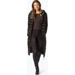 Esprit Casual - Płaszcz puchowy damski, czarny. Czarne płaszcze damskie pastelowe Esprit Casual, z aplikacjami, z puchu, casualowe. Za 579,95 zł.