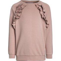 The New GANNA  Bluza adobe rose. Białe bluzy chłopięce marki The New, z bawełny. Za 189,00 zł.