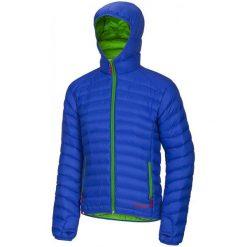 Ocun Kurtka Puchowa Tsunami Men Blue/Green Xxl. Niebieskie kurtki sportowe męskie marki Oakley, na lato, z bawełny, eleganckie. Za 609,00 zł.