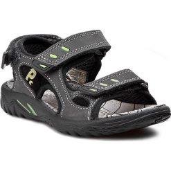 Sandały PRIMIGI - Odino 3686100 Antr. Szare sandały męskie skórzane marki Primigi. W wyprzedaży za 149,00 zł.