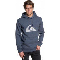 Quiksilver Bluza Męska Big Logo Hood M Otlr Byjh Navy Blazer Heather L. Niebieskie bluzy męskie rozpinane marki Quiksilver, l, narciarskie. W wyprzedaży za 189,00 zł.