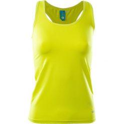 AQUAWAVE Koszulka damska LEMONA WMNS sulphur spring r. M. Żółte topy sportowe damskie AQUAWAVE, m. Za 41,65 zł.