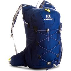 Plecak SALOMON - Evasion 20 L40164200  Blue/Deep C. Niebieskie plecaki męskie Salomon, sportowe. Za 299,00 zł.