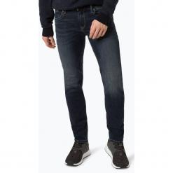 Pepe Jeans - Jeansy męskie – Hatch, niebieski. Niebieskie jeansy męskie regular Pepe Jeans. Za 399,95 zł.