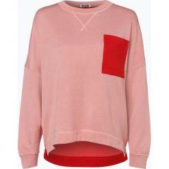Drykorn - Damska bluza nierozpinana – Siemma, czerwony. Czerwone bluzy damskie DRYKORN, l. Za 439,95 zł.