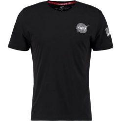 T-shirty męskie z nadrukiem: Alpha Industries SPACE SHUTTLE Tshirt z nadrukiem black