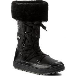 Kozaki dziewczęce: Śniegowce NATURINO – Avila 0013501193.01.9101 D Nero