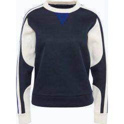 Bluzy sportowe damskie: Drykorn – Damska bluza nierozpinana – Marcia, niebieski