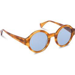 Okulary przeciwsłoneczne MARELLA - Indie 38010282  002. Brązowe okulary przeciwsłoneczne damskie aviatory Marella. W wyprzedaży za 319,00 zł.