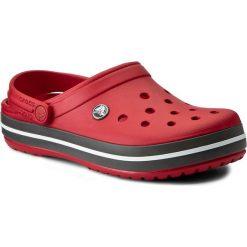 Klapki CROCS - Crocband 11016 Pepper. Czerwone klapki męskie marki Crocs, z tworzywa sztucznego. Za 199,00 zł.