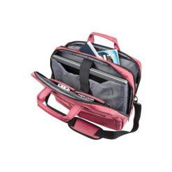Torba NATEC Gazelle 13-14 Czerwony. Czerwone torby na laptopa Natec, w paski, z nylonu. Za 69,90 zł.