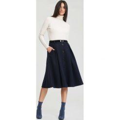 Odzież damska: Granatowa Spódnica Club Juniors