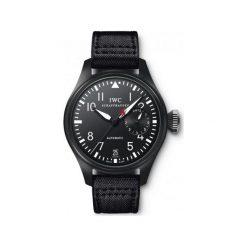 ZEGAREK IWC SCHAFFHAUSEN BIG PILOT'S WATCH IW501901. Czarne zegarki męskie IWC SCHAFFHAUSEN. Za 70190,00 zł.