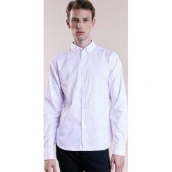 Koszule męskie na spinki: Bruuns Bazaar ANTHONYS Koszula white