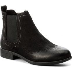 Sztyblety LASOCKI - WI16-ENNA-03 Czarny. Czarne buty zimowe damskie Lasocki, z materiału, na obcasie. Za 179,99 zł.