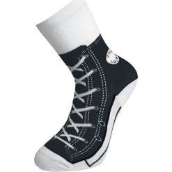 Sneaker Socks Skarpetki czarny. Czarne skarpetki męskie Sneaker Socks, z bawełny. Za 42,90 zł.