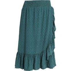 Cream ALISON SKIRT Spódnica trapezowa hunter green. Zielone spódniczki trapezowe Cream, z materiału. Za 419,00 zł.