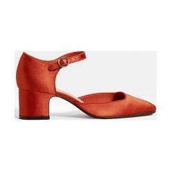 Buty ślubne damskie: Mango - Czółenka
