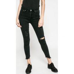 Answear - Jeansy Ur Your Only Limit. Niebieskie jeansy damskie marki House, z jeansu. W wyprzedaży za 99,90 zł.