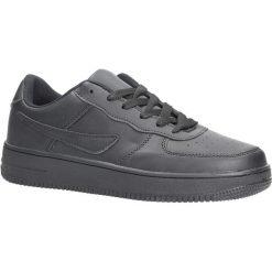Czarne buty sportowe sznurowane Casu B5236-1. Czerwone buty sportowe damskie marki Melissa, z kauczuku. Za 29,99 zł.