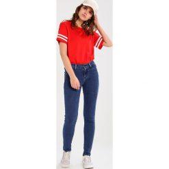 Boyfriendy damskie: Levi's® Line 8 L8 MID SKINNY Jeans Skinny Fit blue denim