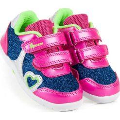Buty dziecięce: Dziewczęce trampki american JAEL