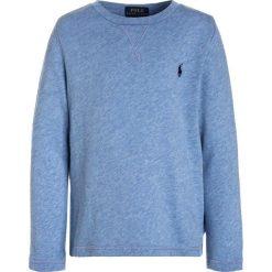 Polo Ralph Lauren Bluza jamaica blue heather. Niebieskie bluzy chłopięce Polo Ralph Lauren, z bawełny. Za 249,00 zł.