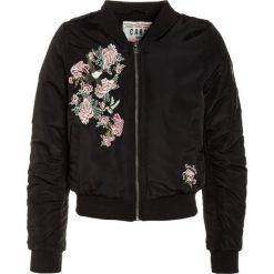 Cars Jeans MEAGAN Kurtka zimowa black. Czarne kurtki dziewczęce przeciwdeszczowe Cars Jeans, na zimę, z jeansu. W wyprzedaży za 156,75 zł.