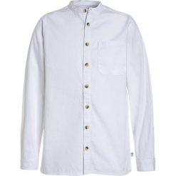 Wheat KIDS POCKET  Koszula white. Niebieskie bluzki dziewczęce bawełniane marki Wheat. Za 179,00 zł.